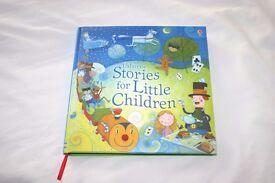 Usborne Stories for Little Children Book