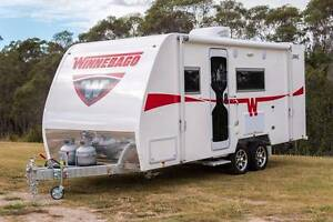 2016 Winnebago Burke C Caravan Taren Point Sutherland Area Preview