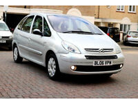 CHEAP -- Citroen XSARA Picasso 1.6 - i VTX - Low Cost on Fuel -- Part Exchange OK -- Drives Good