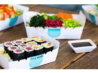 Looking For A Shift Supervisor For Canary Wharf Sushi Restaurant