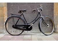 Beautiful Vintage Bike With All Original Details - BROOKS Saddle