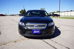 2011 Ford Taurus SEL FWD LEATHER MOONROOF