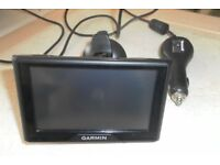 Garmin Sat Nav 5 inch screen