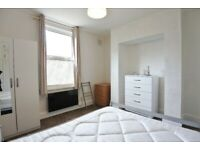 Studio flat with separate kitchen and private garden to rent just a short walk from Neasden Station