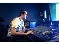 Studio or Live Music Recording!!! Professional Engineer + Equipment