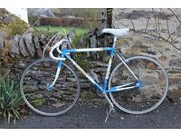 Small road bike 50 cm frame, pyrenea sport, good condition, 12 gears