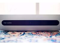 Audiophile BEL CANTO Evo 4 gen2 Class D Amplifier plus free $100 Speaker Cables
