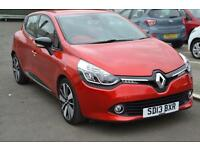 Renault Clio DYNAMIQUE S MEDIANAV ENERGY DCI S/S (red) 2013-04-30