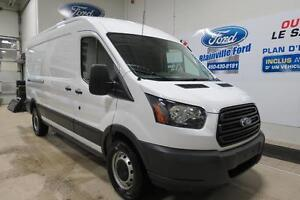 2016 Ford TRANSIT CARGO VAN Mid-Roof Cargo