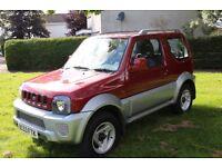 "2004 Suzuki Jimny special edition ""Mode"" 4wd"