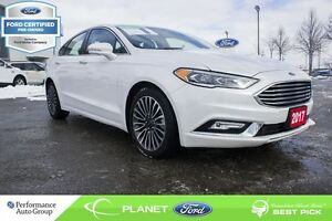 2017 Ford Fusion SE AWD FORD CERTIFIED LOW RATES & EXTRA WARRANT