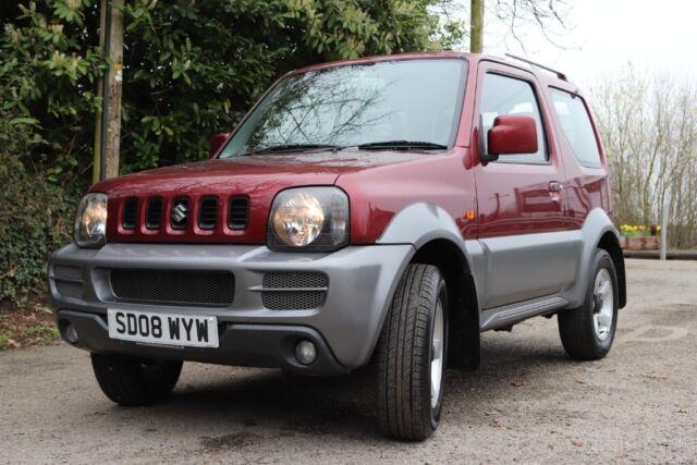 1 3 Suzuki Jimny 2008, petrol ,manual | in Bere Alston, Devon | Gumtree