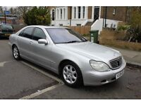 2000 Mercedes S Class S500 SE *** NOT USED OR DRIVEN IN 10 MONTHS *** NO TEXT MESSAGES PLEASE !!