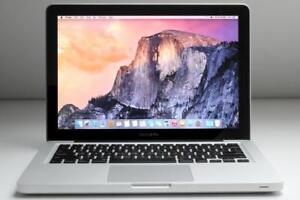 Late 2011 Macbook Pro i5 6GB DDR3 - 120GB SSD Fast Laptop 6 Month Warranty Only $649 At CellTechNiagara