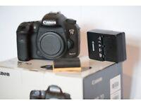 Canon EOS 7D Mark II DSLR