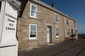 Holiday Cottage to clean in Mousehole, with superb views.
