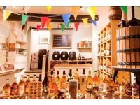 Bristol Cider Shop - Sales Assistant for new Wapping Wharf Site