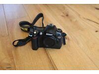 Nixon D70 Digital SLR Camera