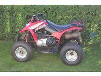 Kymco Quad 250cc KMX -Low Mileage !!