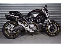 2012 Ducati Monster 696 Naked Black