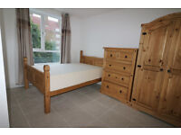 NEW BUILD 1 BEDROOM FURNISHED FLAT with GARDEN **in Stoke newington Area,N16 ( No Deposit required )