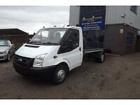 FORD TRANSIT RECOVERY TRUCK 3.5 TONE NEW TYRES NEW CLUCH NEW BRAKES