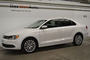 2012 Volkswagen Jetta 2.5L Highline (A6), LEATHER, *FULLY LOADED