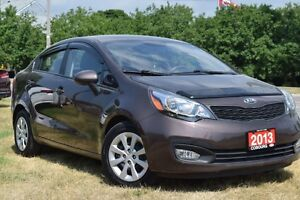 2013 Kia Rio LX+ | HEATED SEATS | GAS SAVER | A/C