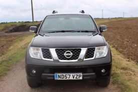 Nissan Pathfinder good condition, recently serviced.