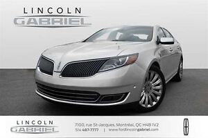 2013 Lincoln MKS AWD