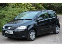 *Beautiful*2010 VW Fox 3 Dr, 12 Months Warranty, Metallic Black