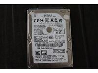 """L@@K Hitachi 500GB HTS727550A9E364 7K750-500 7200RPM 2.5"""" SATA Hard"""