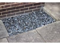 slate chippings for sale 11 bags