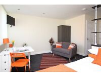 Studio - Central Doncaster - Furnished/Unfurnished - Top Floor - Low Deposit