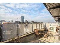 STUNNING WAREHOUSE CONVERSION * 2 Bed * 2 Bath * OLD STREET* PENTHOUSE