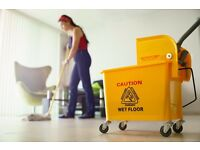 Cleaners Wanted Part Time Positions 2 / 4 Hours Per Day In Haverhill £7.50 Per Hour