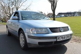 GREAT LOW MILEAGE VW PASSAT (ONLY 35000 MILES) FOR QUICK SALE!