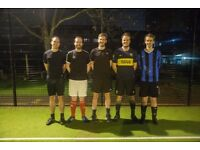 KENNINGTON 5 A-SIDE FOOTBALL LEAGUE - BEST PRICES IN LONDON
