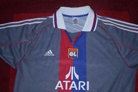 Adidas Olympic Lyon Football shirt .