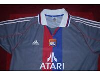 Adidas Olympic Lyon Football shirt .