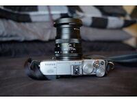 Fuji X Mount: SLR Magic 23mm f1.7 hyperprime