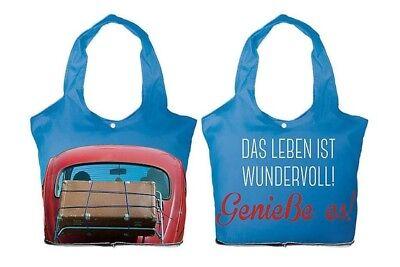 Freund Tasche (Tasche LaVida Wundervoll 34x34x12 cm Geschenk Freund Freundin Mutter Vater V)