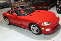 Miniature 1 Voiture American used Dodge Viper 1994
