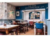 Commis Chef wanted for great pub in the heart of Chelsea