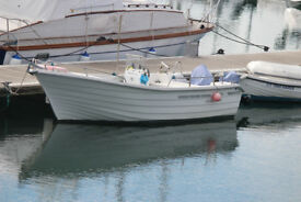 Day Fishing/Family Boat - 2012 Fibramar Pescador 550 PRICE REDUCED