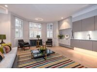 SHORT LET: A newly refurbished two bedroom apartment in a Grade II listed villa in Holland Park