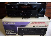 Yamaha DSP-AX863SE AV Amplifier. Excellent Condition. Special Edition.