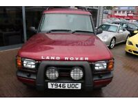 Landrover Discovery. Automatic 2001