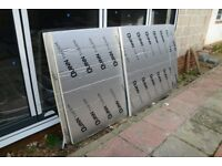 Insulation - Two full sheets & Half sheet, 40mm thick