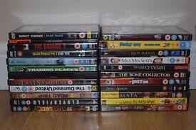Bundle of DVD's x 97